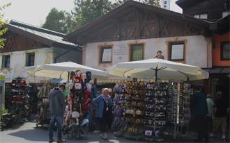 שווקים בטירול