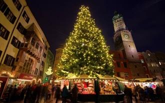 חגיגות חג המולד במסורת הטירולית