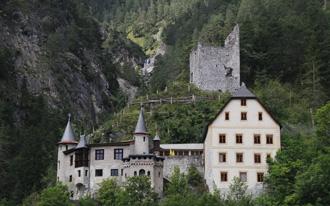מצודות בטירול