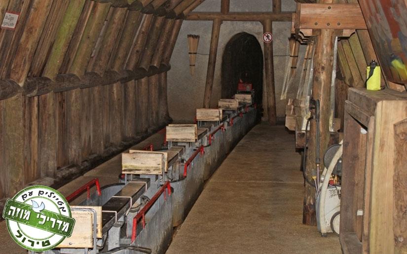 מכרות הכסף טירול אוסטריה