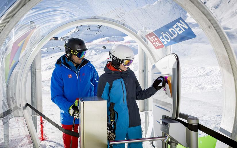 זולדן טירול - Solden Tirol