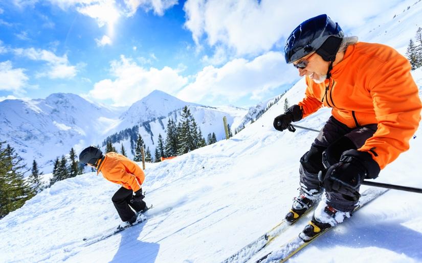 טירול בחורף - חופשת סקי נהדרת