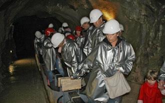 מכרות הכסף - Silberbergwerk